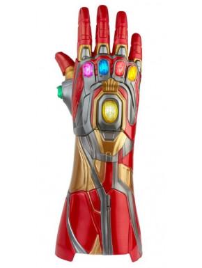 Réplica Nano Guantelete Electrónico Iron Man Hasbro Marvel Legends