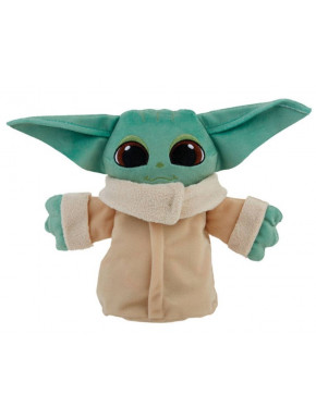Star Wars The Mandalorian The Bounty Collection Peluche 3 en 1 The Child Hideaway Hover-Pram