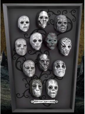 Colección de Máscaras Mortífagos