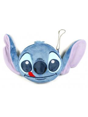 Monedero Stitch Disney de peluche