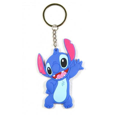 Llavero caucho Stitch Disney