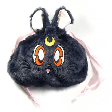 Bolso Luna Sailor Moon peluchoso