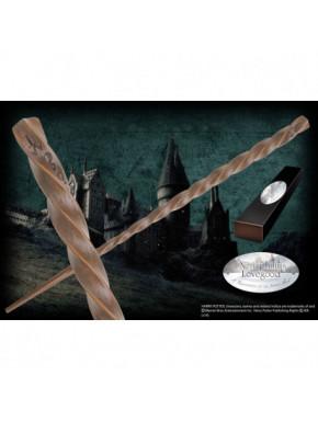 Harry Potter Varita Mágica Xenophilius Lovegood (edición carácter)