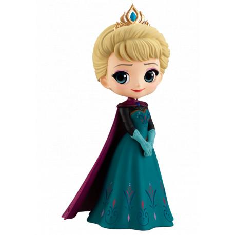 Q Posket Elsa con Corona
