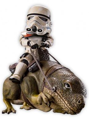 Figura Stormtrooper en Dewback Beast Kingdom EAA Star Wars