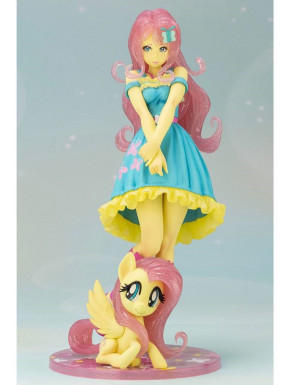 My Little Pony Bishoujo Estatua PVC 1/7 Fluttershy Limited Edition 22 cm