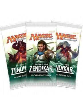 Magic the Gathering La Batalla por Zendikar sobre