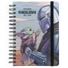 Agenda 2021/2022 A5 The Mandalorian Star Wars