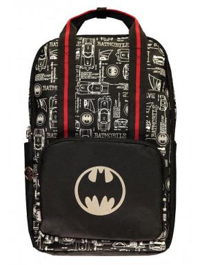 Warner - Batman - AOP Backpack