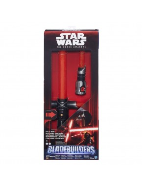 Star Wars Episode VII Sable de Luz Electrónico BladeBuilders Kylo Ren