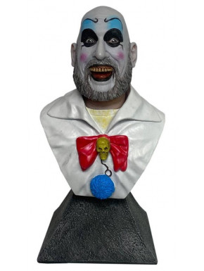 Mini Busto Capitán Spalding