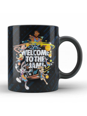 TAZA WELCOME TO THE JAM SPACE JAM LOONEY TUNES