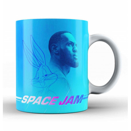 Taza Space Jam