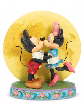 Figura Mickey y Minnie Jim Shore