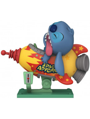 Funko Pop! Stitch en cohete