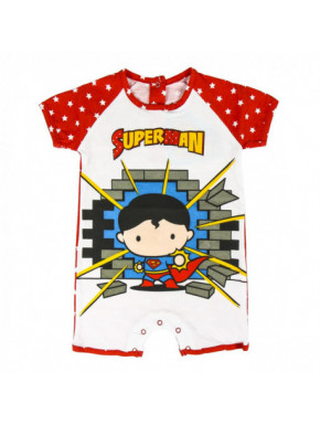 PELELE SINGLE JERSEY SUPERMAN