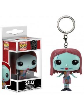 Pesadilla antes de Navidad Llavero POP! Sally