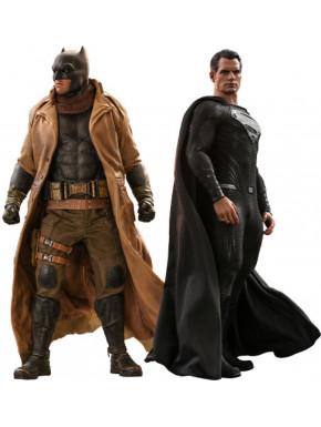 Zack Snyder's Justice League Pack de 2 Figuras 1/6 Knightmare Batman and Superman 31 cm