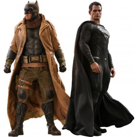 Pack Figuras Batman y Superman Justice League