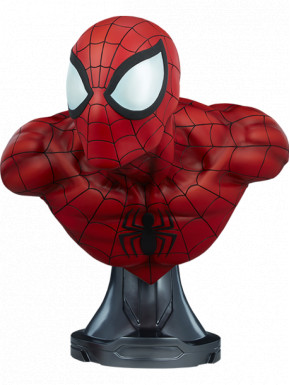 Marvel Busto 1/1 Spider-Man 58 cm