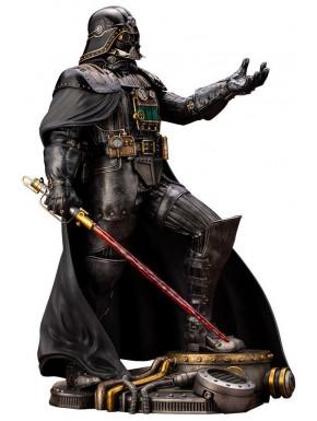 Estatua Darth Vader Steampunk