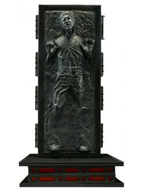 Star Wars Figura 1/6 Han Solo en Carbonita 38 cm