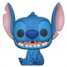 Lilo & Stitch Figura Super Sized Jumbo POP! Games Vinyl Stitch 25 cm