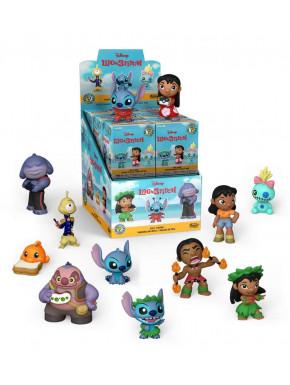 Minifigura Sorpresa Lilo & Stitch Mystery Minis 5 cm