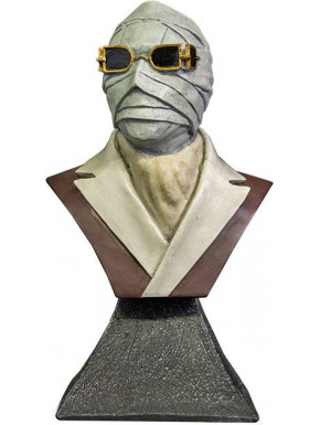 Universal Monsters Busto mini The Invisible Man 15 cm