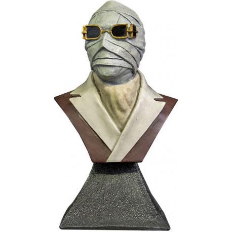 Mini Busto El Hombre Invisible