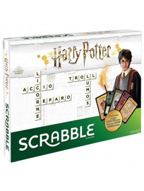 Juego Scrabble Harry Potter