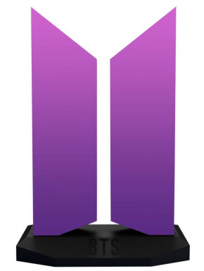 BTS Estatua The Color of Love Edition Logo 18 cm