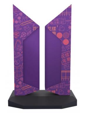 BTS Estatua 7 With You Logo 18 cm