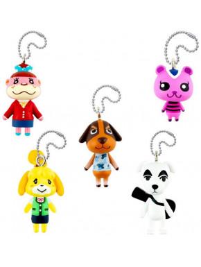 Animal Crossing Llaveros Danglers 3 cm Mystery Capsule Expositor (12)