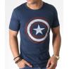 Camiseta Capitán América Vintage Marvel