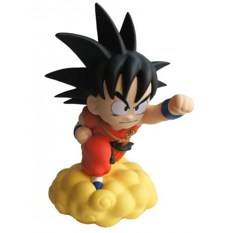 Hucha Goku En Nube