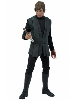Star Wars Episode VI Figura 1/6 Deluxe Luke Skywalker Deluxe 30 cm