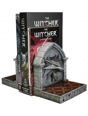The Witcher 3: Wild Hunt Apoyalibros The Wolf 20 cm
