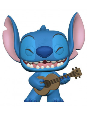 Funko Pop! Stitch con Ukelele