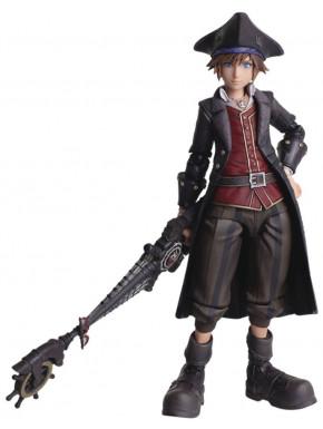 Figura Sora Kingdom Hearts III