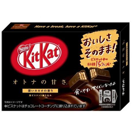 KitKat chocolate negro