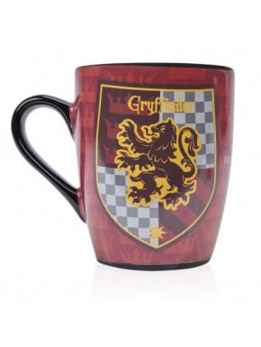 Taza térmica desayuno Harry Potter Gryffindor