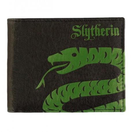 Cartera Harry Potter Slytherin