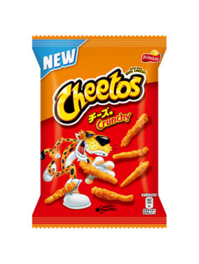 Cheetos Japoneses Sabor Queso Crunchy