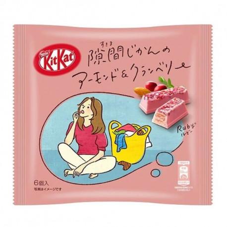 Kit-Kat sabor Almendra y Arándano Sukima Jikan