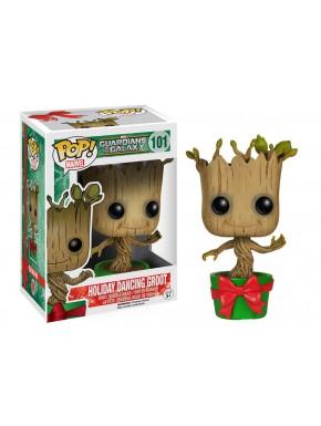 Guardianes de la Galaxia POP! Dancing Groot navideño