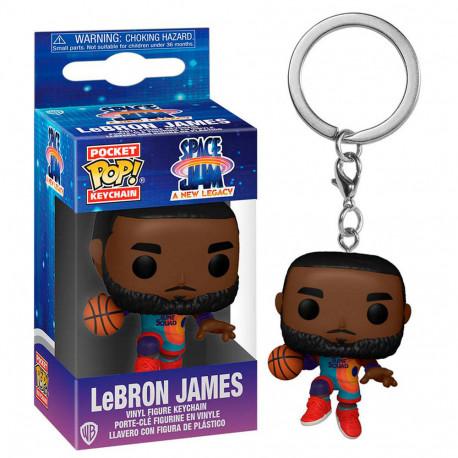 Llavero mini Funko Pop! LeBron James