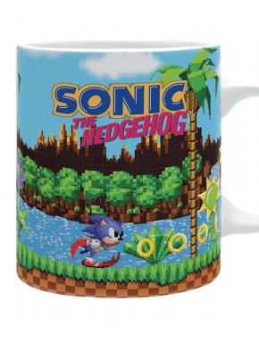 Taza retro Sonic 320ml