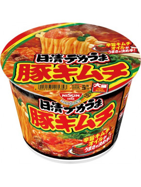 Noodles Nissin Miso Picante