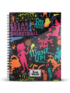 Cuaderno Space Jam 2 DIN A5